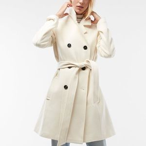 EUC EXPRESS wool coat